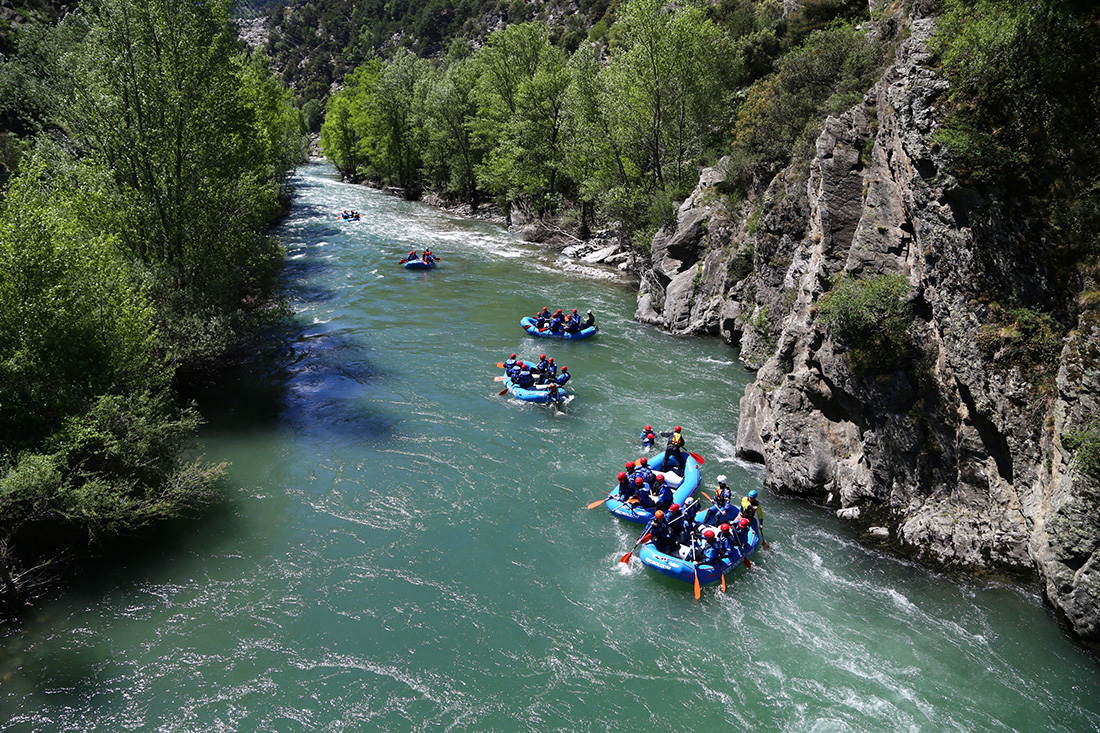Rafting RocRoi Adventure Center