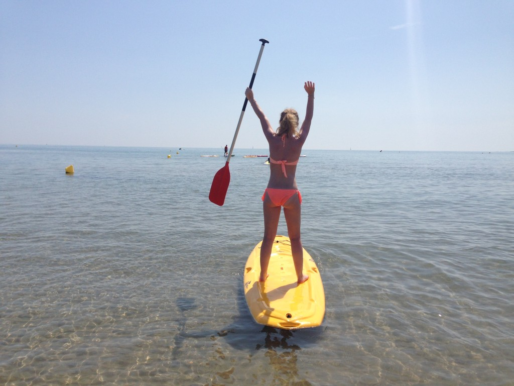 THE SUP (Stand Up Paddle – Paddle Surf)