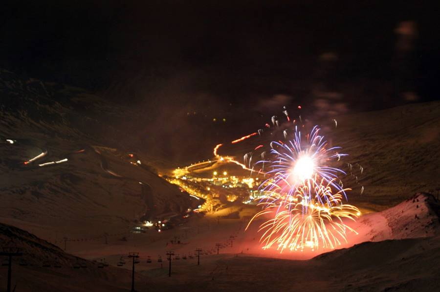 COME AND ENJOY THE NEW YEAR'S EVE IN ANDORRA