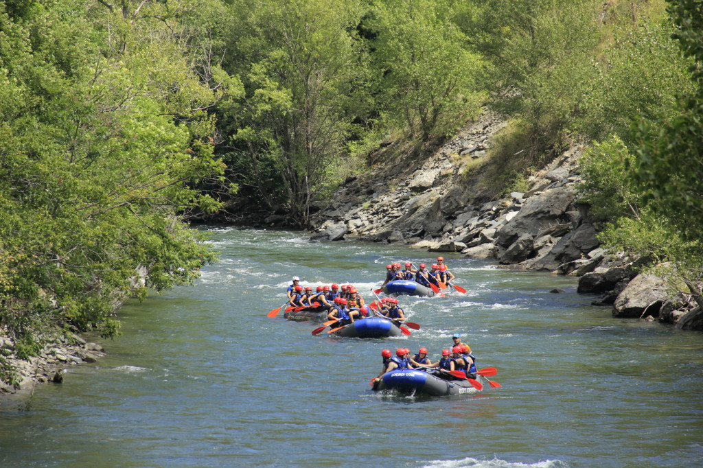 3, 2, 1… ON MARCH 15, RAFTING SEASON STARTS