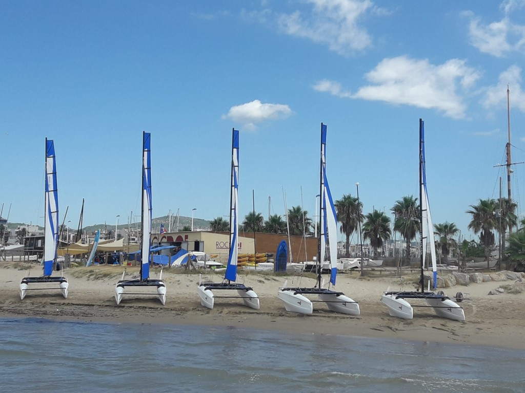 NEW CATAMARANS, NEW ADVENTURES
