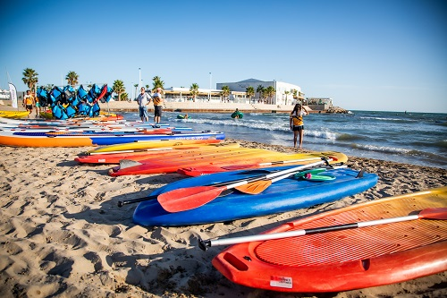 Rent your kayak adventure in Vilanova