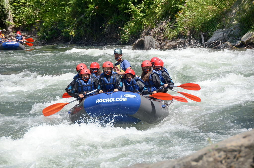WE ARE WAITING FOR YOU THIS SPRING IN ROCROI, THE CRIB OF RAFTING IN PALLARS SOBIRÀ