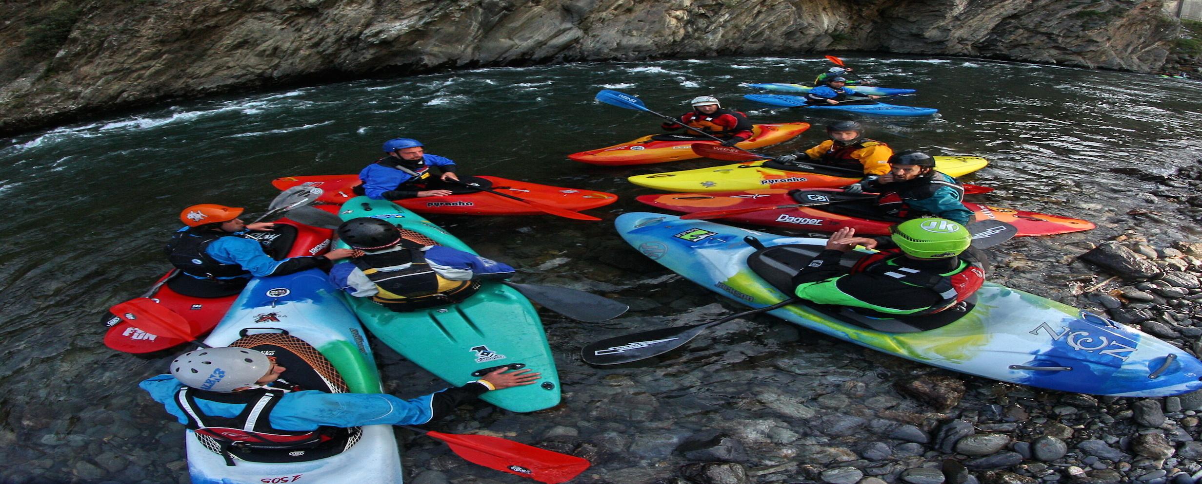 Noguera Pallaresa River Festival