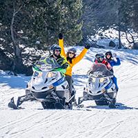 Motos de neu