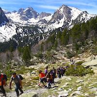 Trekking Parc Natural Alt Pirineu