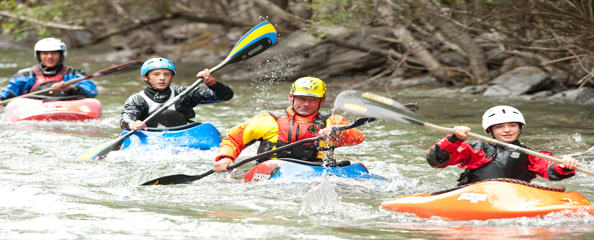 RocRoi Kayak Demo Day - Julio 2015