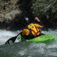 Kayak inmersion