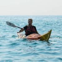 Kayak mar