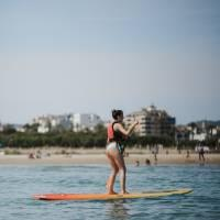 Paddle Surfing (SUP)