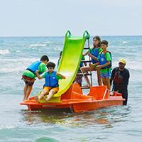 Kayak, open kayak, paddle surf rentals in Vilanova
