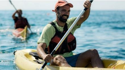 Alquiler Open Kayak Individual 1h