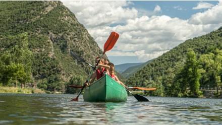 Alquiler Canoa Cuádruple 30MIN