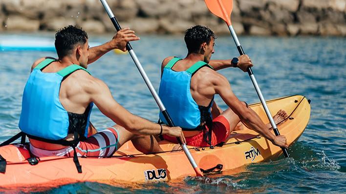 Alquiler Open Kayak Doble Un Día