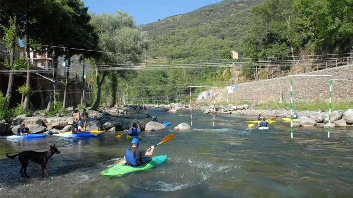 Kayak Immersion