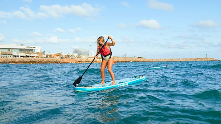 Alquiler Paddle Surf 2h