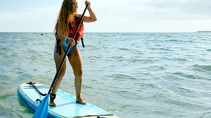 Alquiler Paddle Surf 1h