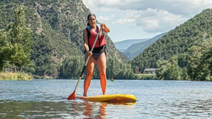 Alquiler Paddle Surf 30 min.