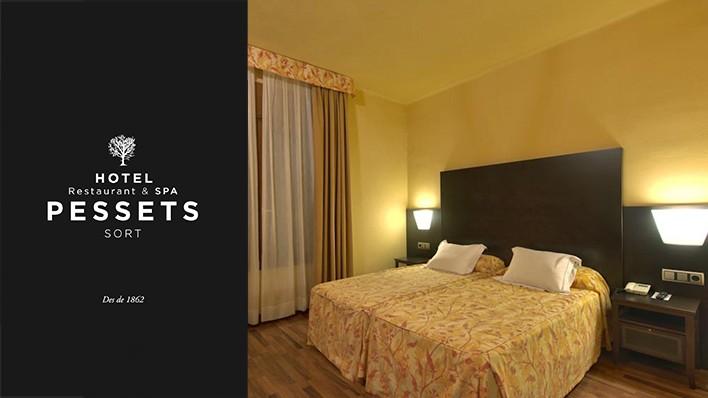 Rafting de Llavorsí a Rialp (14KM) + Barranquismo + 2 noches en DBL hotel 4* Pessets by ASSUA VIATGES