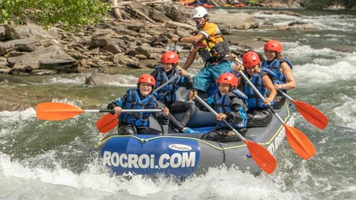 Rafting de Llavorsí a Moleta (5KM) - CS3