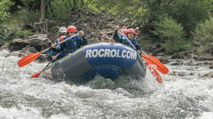 Rafting de Llavorsí a Moleta (5KM)