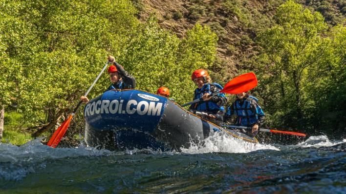 Rafting de Llavorsí a Sort (16KM)