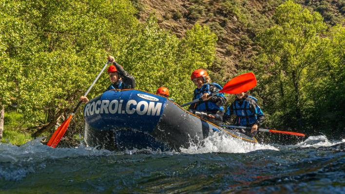 Rafting de Llavorsí a Montardit (20KM)