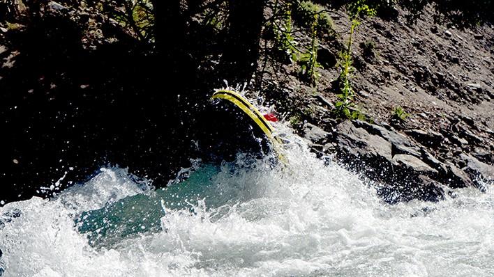 Hidrospeed Yeti - Moleta 4,5km