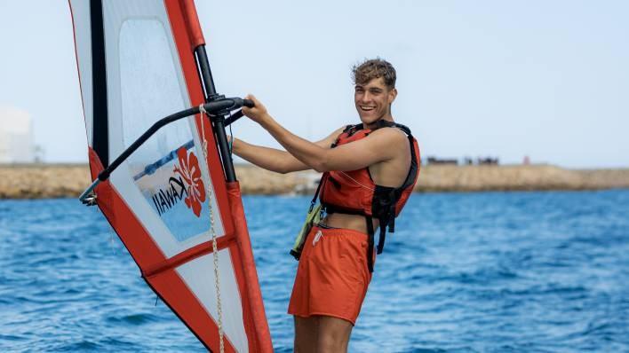 Alquiler Windsurf 4h