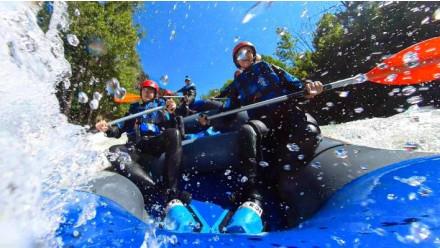 Rafting from Llavorsí to Gulleri (8KM)