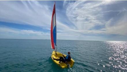 Rental sail boat TOPAZ 4H
