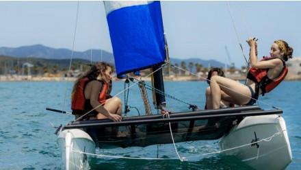 Adrenaline catamaran-2 hours