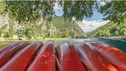 Single kayak rent-1 hour