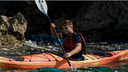 Kayak expedition 'the Garraf cliffs' 5h