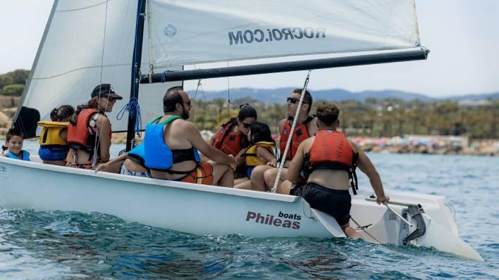 Sailing initiation-1 hour