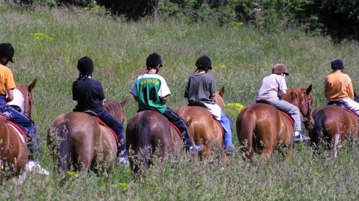 Horse riding excursion-1 hour
