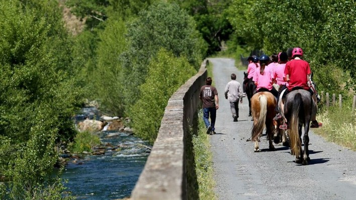 Horse riding excursion-2 hours