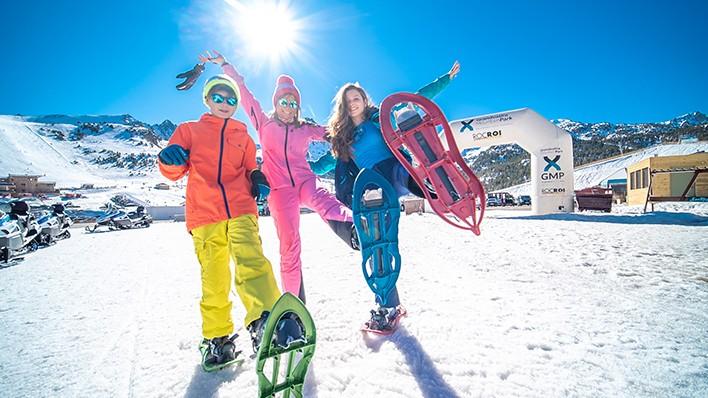 SNOWSHOES EXCURSION 5H