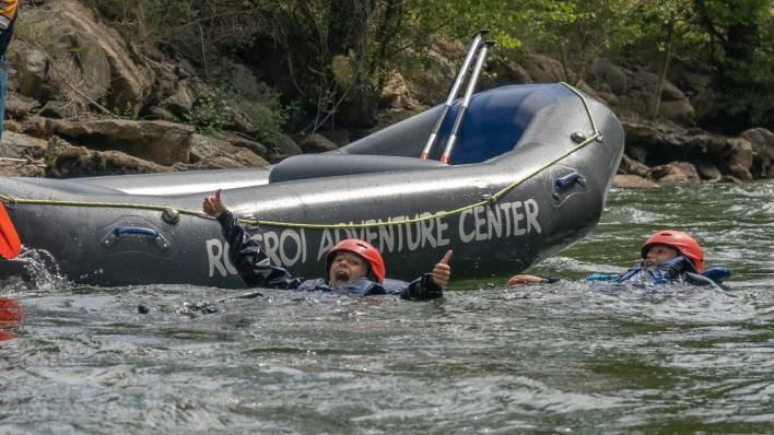Rafting from Llavorsí to Moleta (5KM)
