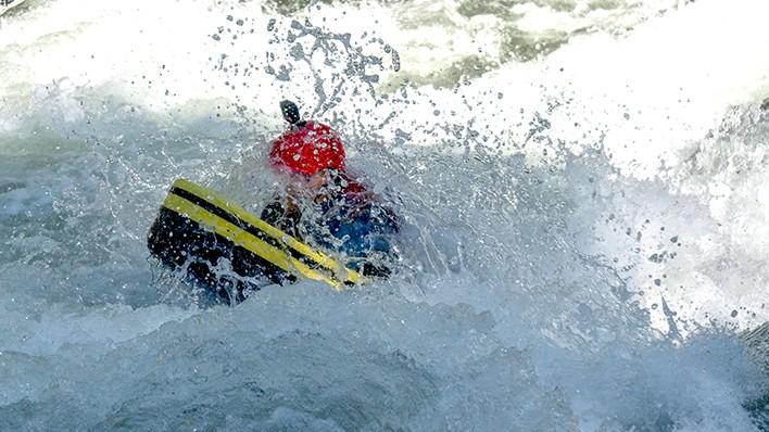 RocRoi-Moleta riverboarding (3 km)
