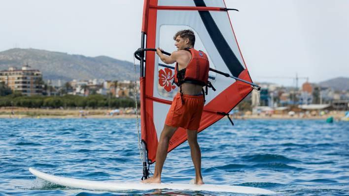 Windsurf rental-4 hours