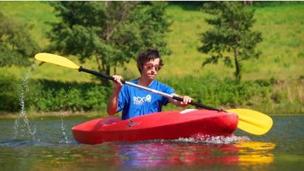 Sortie guidée en Kayak 3H