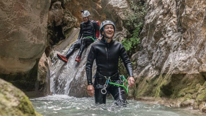 Rafting de Llavorsí à Rialp (14KM) + Canyon de perfection