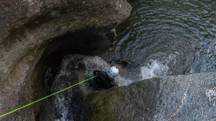 Canyon de Berrós