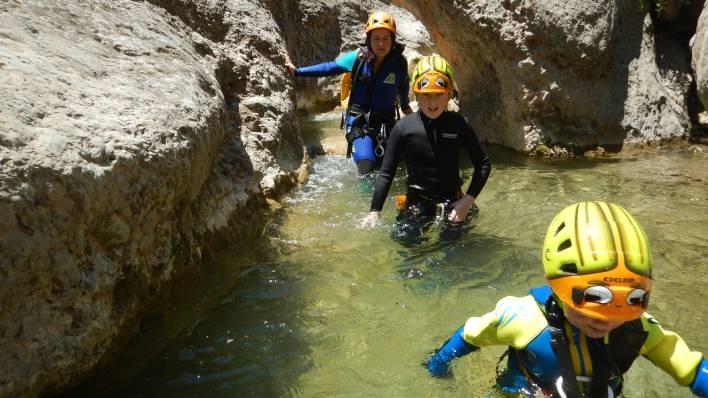 Canyon de Sant Pere