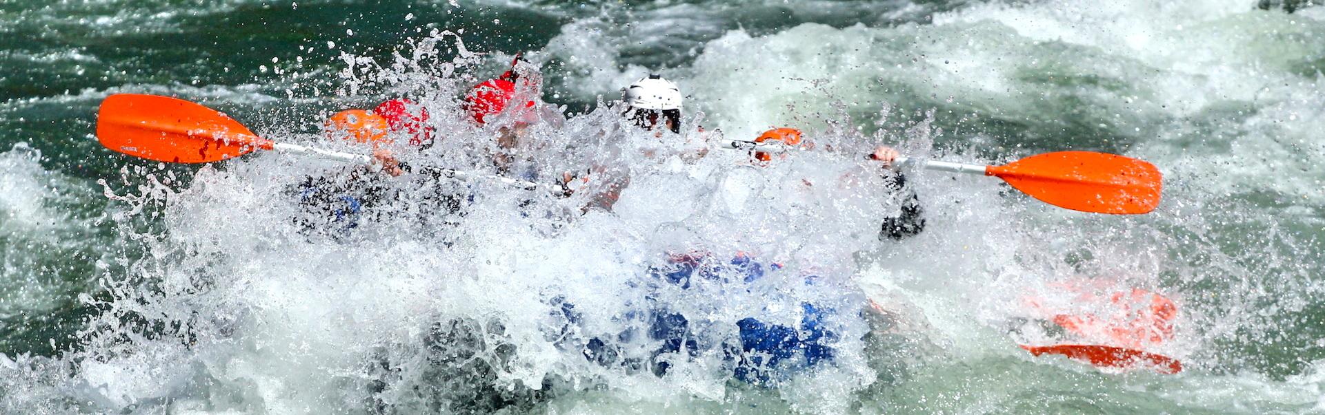 Temporada Rafting 2017