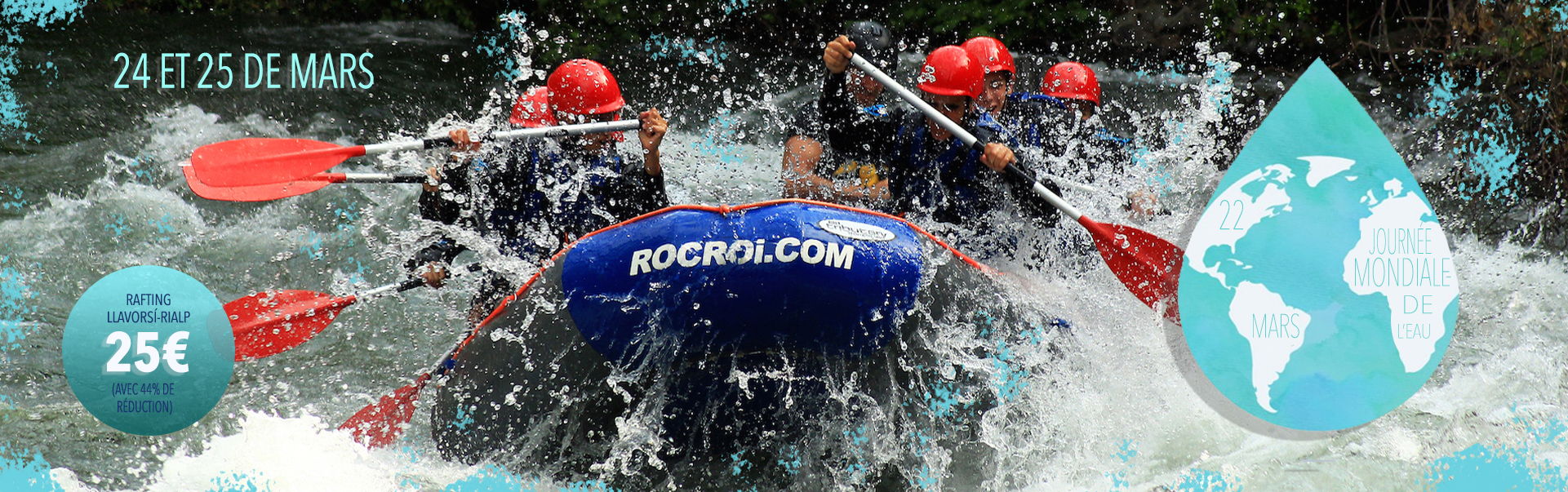 Saison Rafting 2018