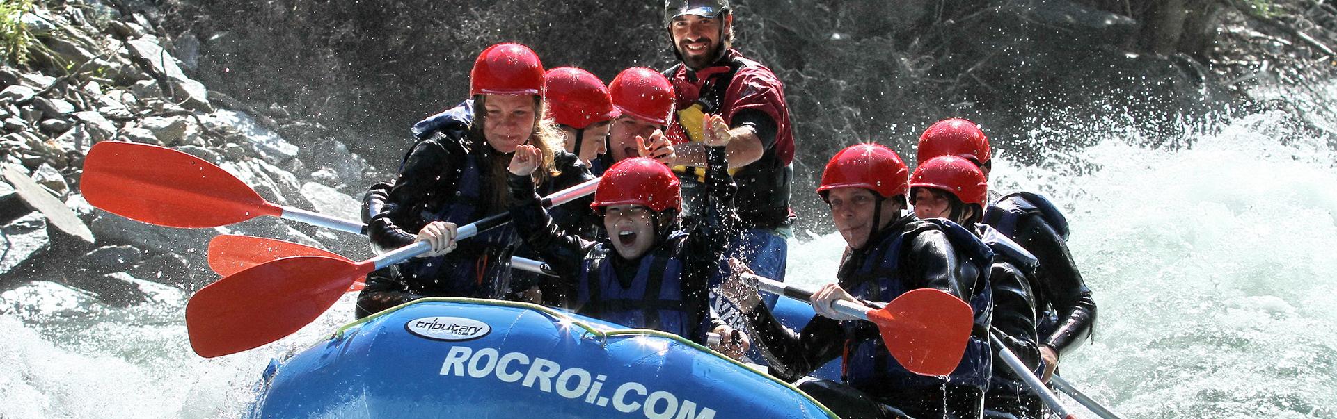 Season Rafting 2016