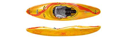 Kayak Nomad 8.1 y 8.5